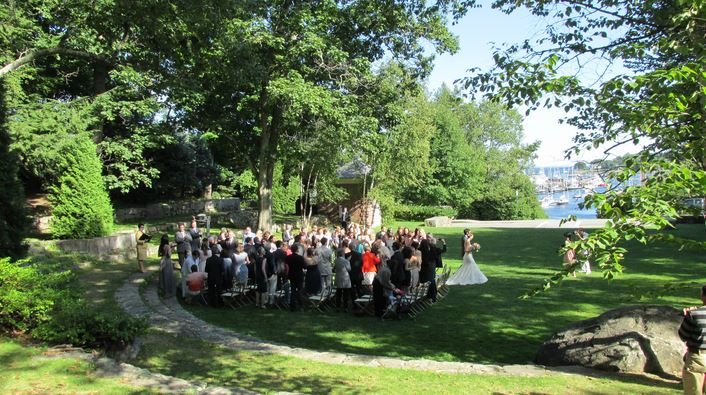 Wedding in the Amphitheatre