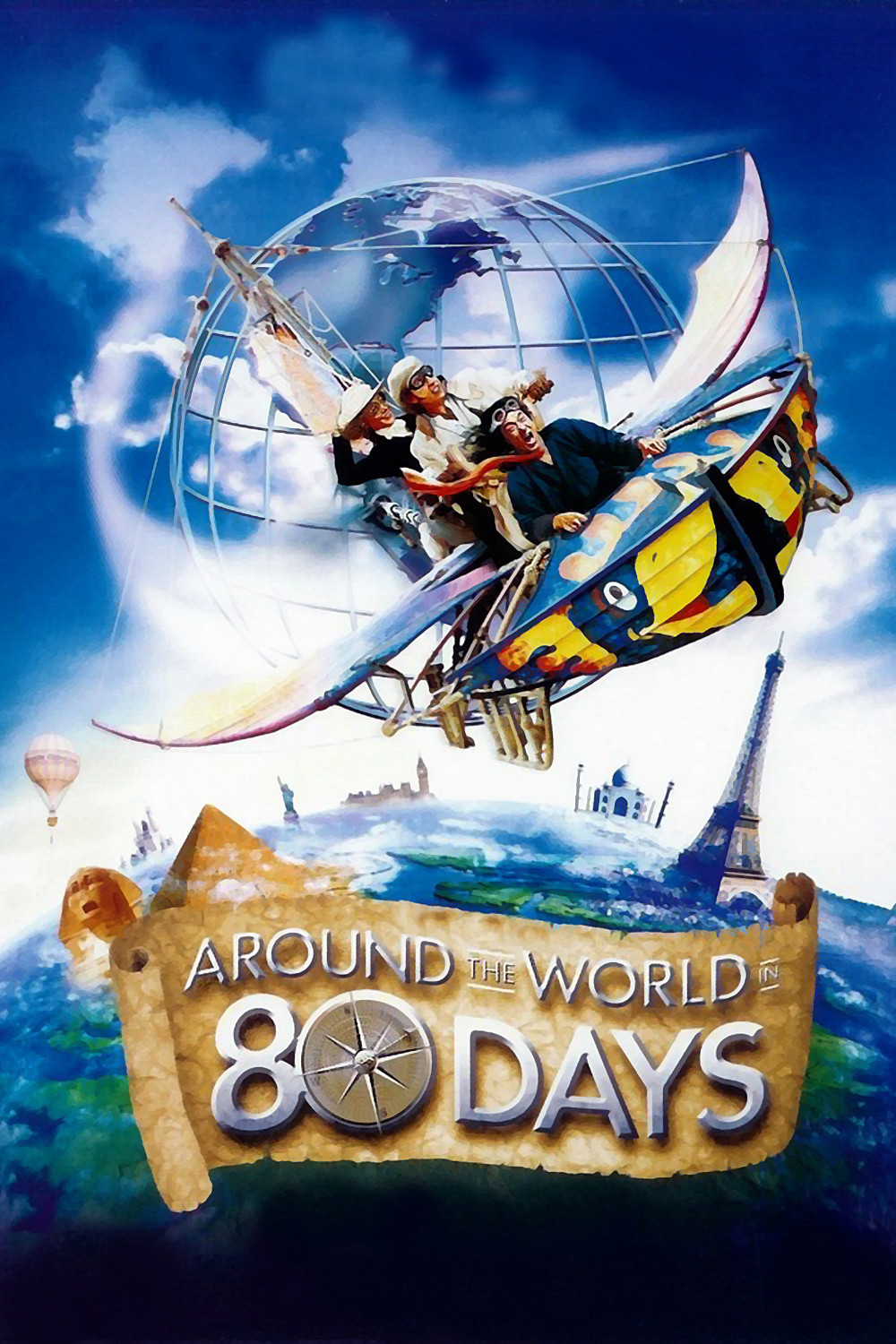 Monday Night Movie: Around the World in 80 Days