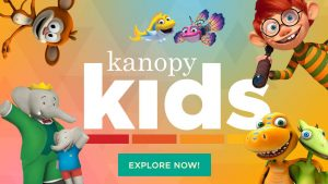 Announcing Kanopy Movie Streaming for Kids!