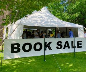 HUGE book sale coming soon!
