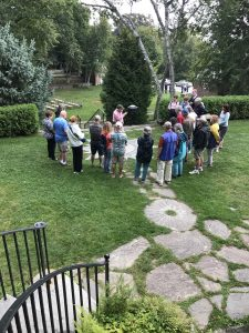 Walking Tour of Library Grounds and Camden