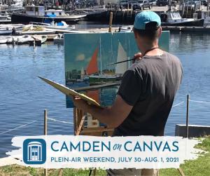Camden on Canvas, Plein-Air Event!