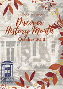 Discover History Month!
