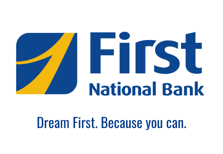 Thanks to our Business of the Month: First National Bank