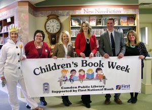 Celebrate Children's Book Week!