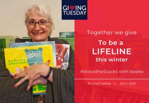 On #GivingTuesday, You Can Help Us Be a Lifeline