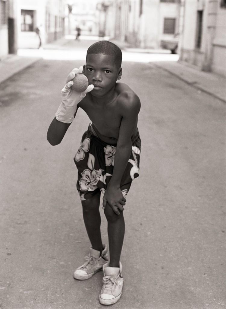 Havana Baseball boy