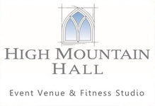 High Mountain Hall logo