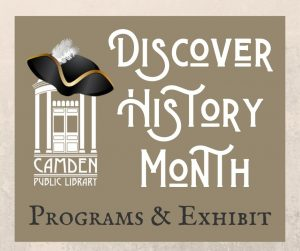"""""""Discover History"""" Month"""