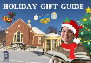 Camden Public Library's Holiday Gift Guide!