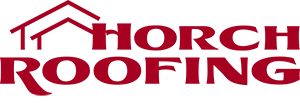 Horch Roofing red logo