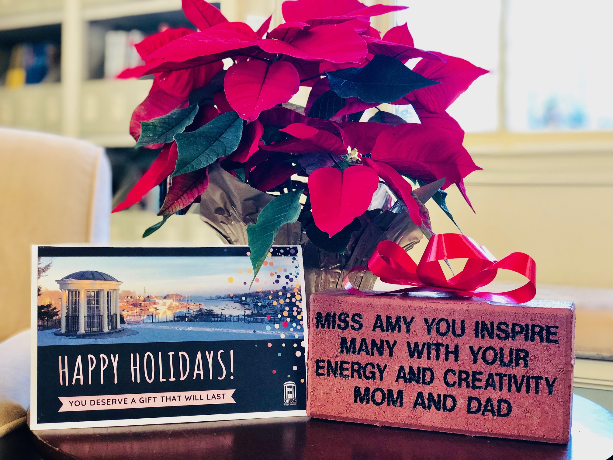 Bricks make GREAT gifts for the holidays!