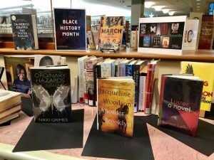 Black History Month Reading  and DVD Lists