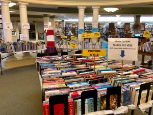 New Categories at Our Winter Book Sale
