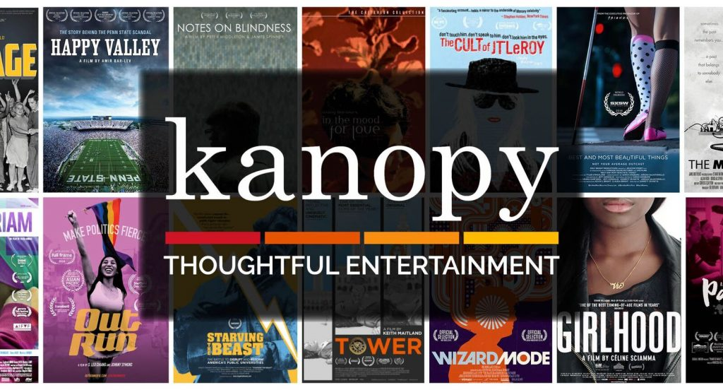 Free films on Kanopy with your library card