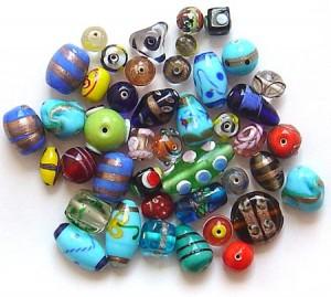 Lampwork-beads