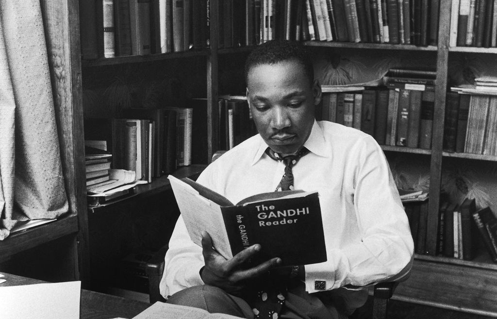 Library Closed in Honor of Martin Luther King, Jr. Day