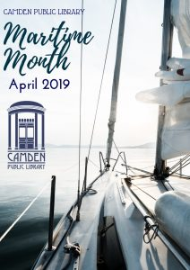 April is Maritime Month at the Camden Public Library!