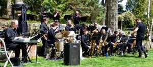 Jazz in June: MoJO in the Amphitheatre June 16 at 2:00 pm