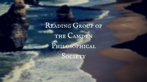 Reading Group of the Camden Philosophical Society