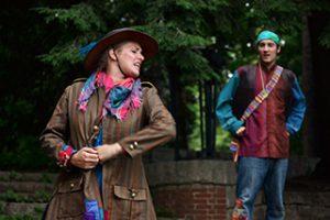 Volunteers Needed for Camden Shakespeare Festival