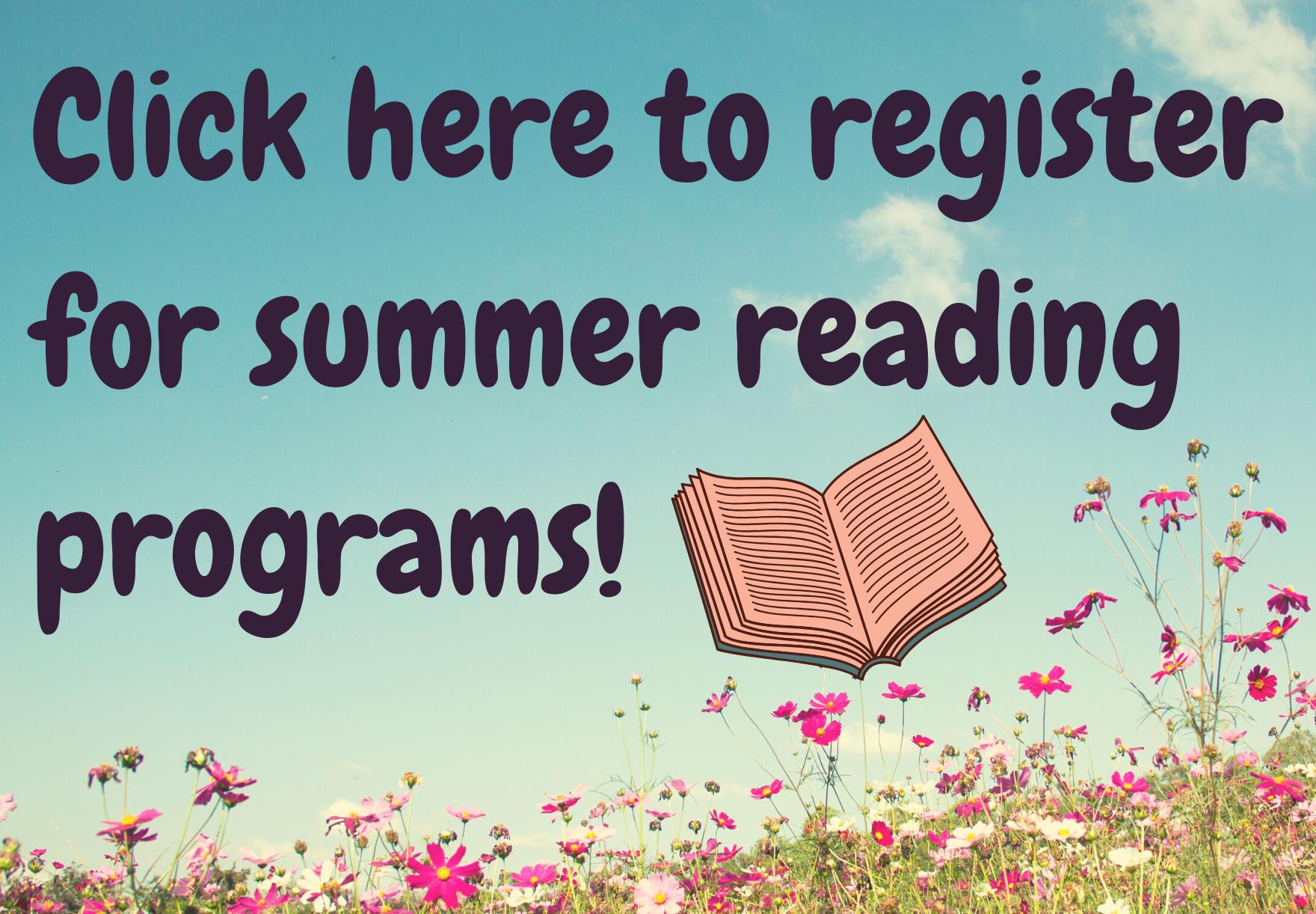 Summer Reading Program 2020