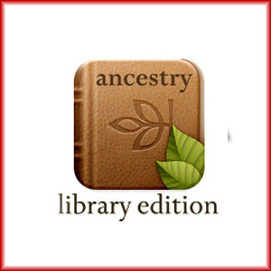 Ancestry.com Access at home extended through March!