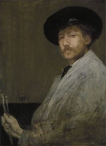 An Evening with James McNeill Whistler