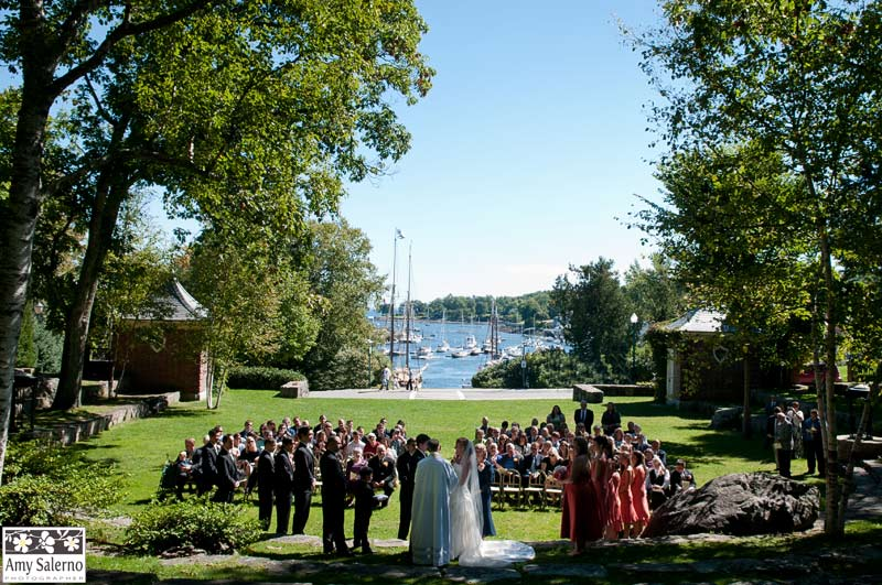 Weddings At The Camden Public Library