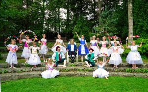 Beauty and the Beast Ballet Performance August 2, 4:00 pm