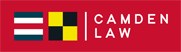 Camden Law red logo