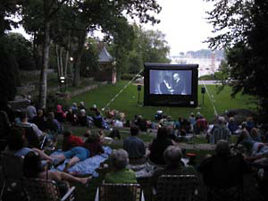 Summer Movies and Music Series