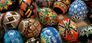 Jumpstart January – Pysanky Eggs