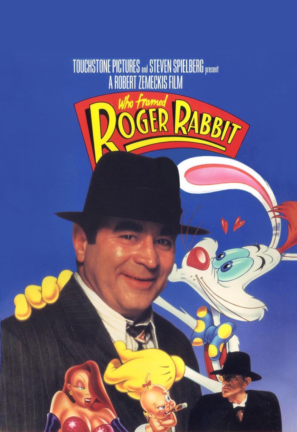 Monday Night Movie: Who Framed Roger Rabbit? | Camden Public Library